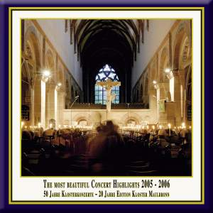 Anniversary Series, Vol. 8: The Most Beautiful Concert Highlights from Maulbronn Monastery, 2005-2006 (Live) Product Image