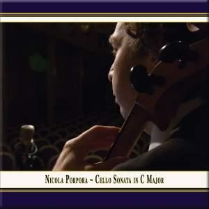Porpora: Sonata No. 1 in C Major for Violin, Cello & Basso continuo (Live) Product Image