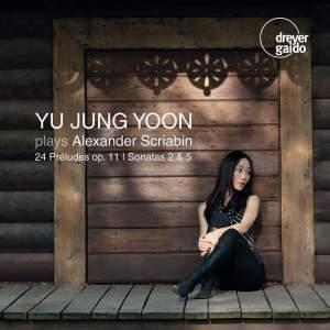 24 Préludes, op.11 - Sonates pour piano n°2 et n°5