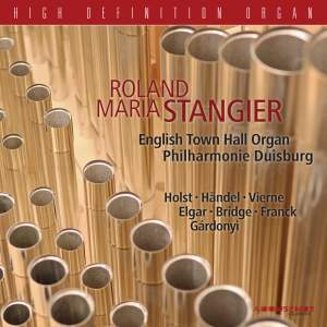 Stangier: English Town Hall Organ Philharmonie Duisburg