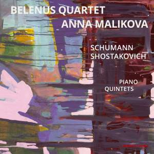 Schumann: Piano Quintet in E-Flat Major, Op. 44 - Shostakovich: Piano Quintet in G Minor, Op. 57