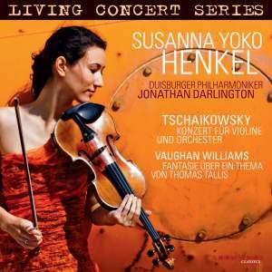 Living Concert Series: Tchaikovsky & Vaughan Williams