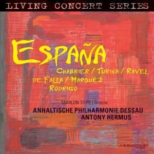 Living Concert Series: España