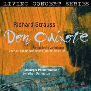 Living Concert Series – Richard Strauss: Don Quixote