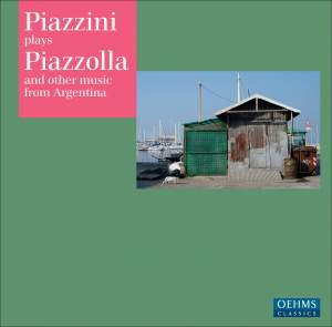 Piazzina plays Piazzola Product Image