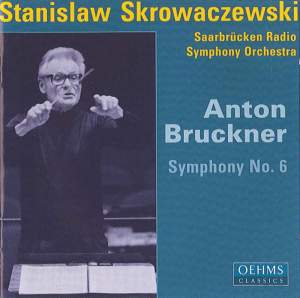Bruckner: Symphony No. 6 in A major Product Image