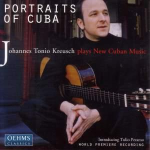 Peramo: Portraits of Cuba - New Cuban Music Product Image
