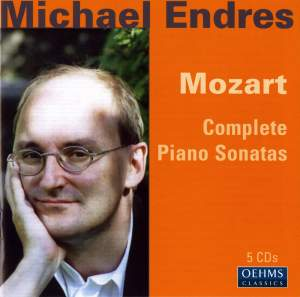 Mozart: Piano Sonatas 1-18 (complete) Product Image