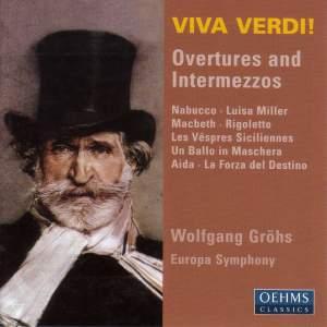 Verdi: Overtures Product Image