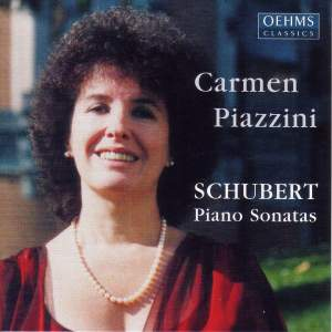Schubert: Piano Sonatas Nos. 13 and 20 Product Image