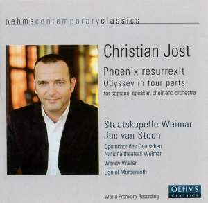 Jost, C.: Phoenix Resurrexit [Opera] Product Image