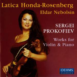Prokofiev: Works for Violin & Piano Product Image