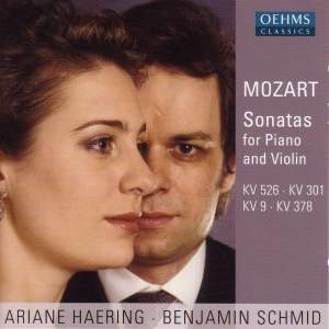 Mozart - Sonatas for Piano and Violin Product Image