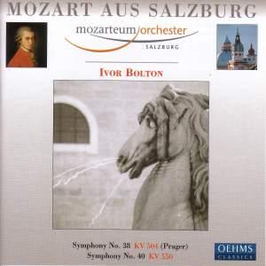 Mozart at Salzburg Volume 2