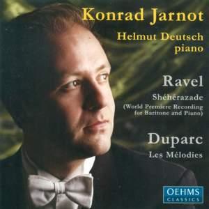 Ravel: Shéhérazade & Duparc: Les Mélodies