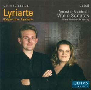 Violin Sonatas Product Image