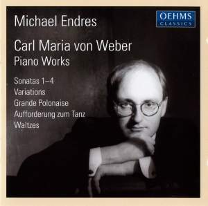 Carl Maria von Weber - Piano Works
