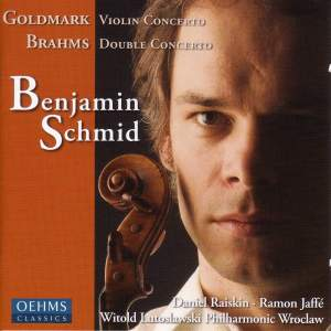 Goldmark: Violin Concerto & Brahms: Double Concerto Product Image