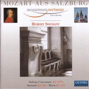 Mozart from Salzburg Product Image
