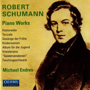 Robert Schumann - Piano Works Product Image