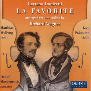Donizetti: La Favorite Product Image
