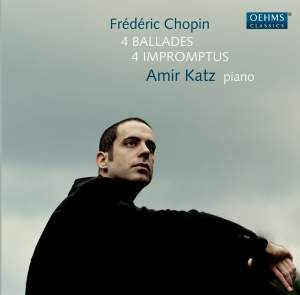 Chopin: 4 Ballades & 4 Impromptus Product Image