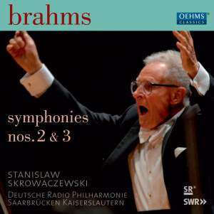 Brahms: Symphonies Nos. 2 & 3 Product Image