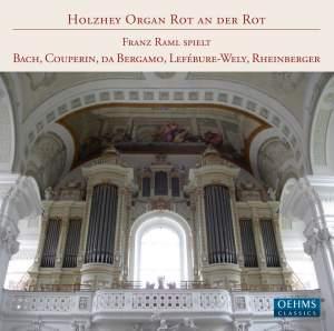 Holzhey Organ Rot an der Rot
