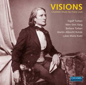 Liszt: Visions Product Image