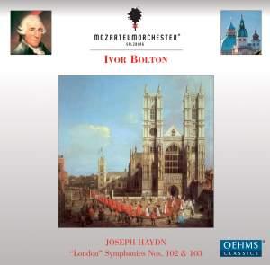 Haydn: Symphonies Nos. 102 & 103