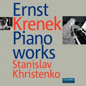 Krenek: Piano Works Product Image
