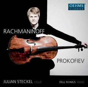 Julian Steckel plays Rachmaninoff & Prokofiev
