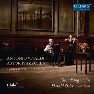 Sinn Yang & Harald Oeler play Vivaldi & Piazzólla