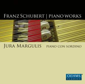 Piano Works of Franz Schubert on the Sordino-Pedal
