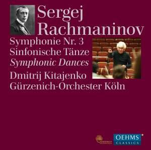 Rachmaninov: Symphony No. 3 & Symphonic Dances