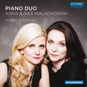 Brahms & Schumann: Klavierduo