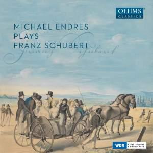 Michael Endres plays Franz Schubert