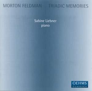 Feldman, M: Triadic Memories Product Image