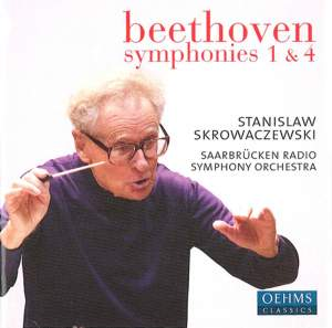 Beethoven: Symphonies Nos. 1 & 4 Product Image