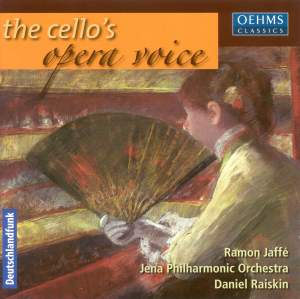 The Cello's Opera Voice