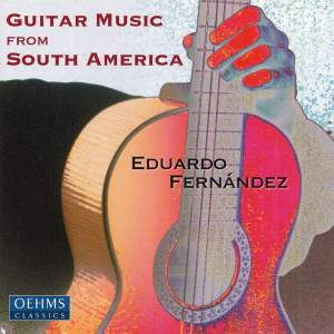 Guitar Music from South America Product Image