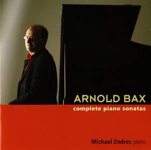 Bax - Complete Piano Sonatas Product Image