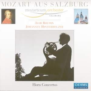 Mozart - Works for Horn & Orchestra