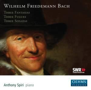 W F Bach: Keyboard Works