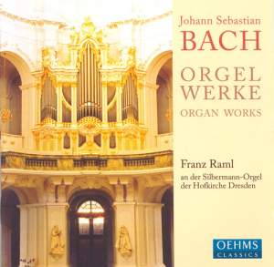 Bach - Organ Works Product Image