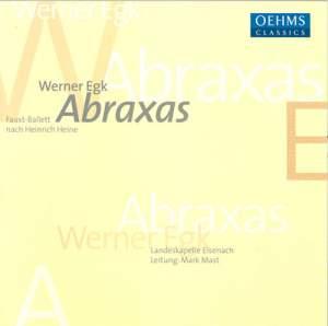 Egk: Abraxas Product Image