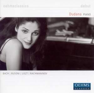 Bach, Busoni, Liszt & Rachmaninov: Piano Works Product Image