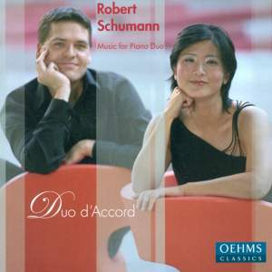 Schumann - Music for Piano Duo Product Image