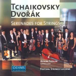 Tchaikovsky & Dvorak - Serenades for String