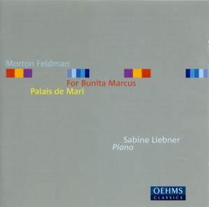 Feldman: For Bunita Marcus & Palais de Mari